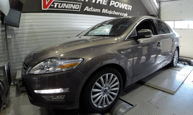 Ford Mondeo 2.0 TDCI 140 KM