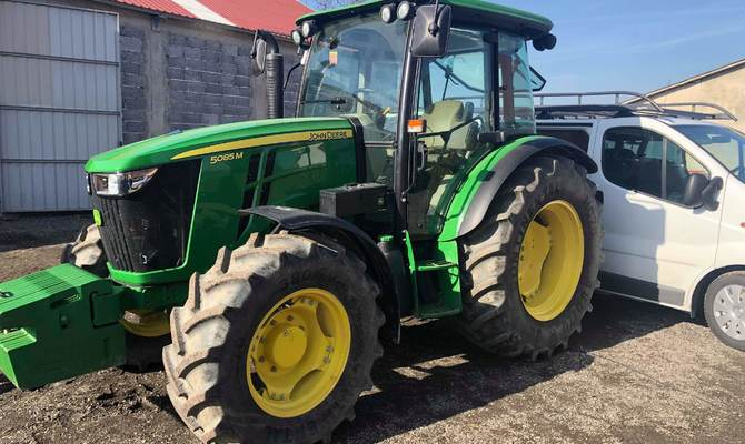 Chip Tuning John Deere 5E 5085 + 20 KM + 70 Nm