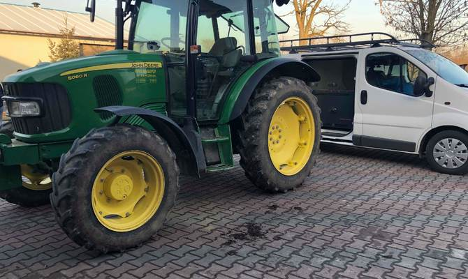 Chip Tuning John Deere 5R 5080 + 27 KM + 66 Nm
