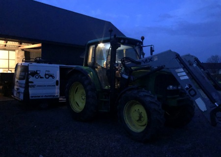 Chip Tuning John Deere 6220 SE + 34 KM + 101 Nm
